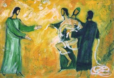 au fil liturgie lazare