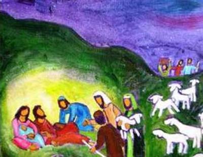 au fil liturgie nativite