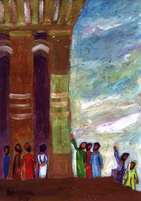 au fil liturgie rameaux 2013
