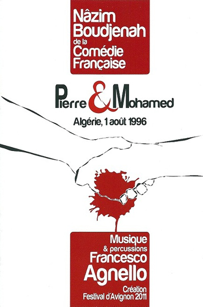 memorial affiche pierre et mohamed