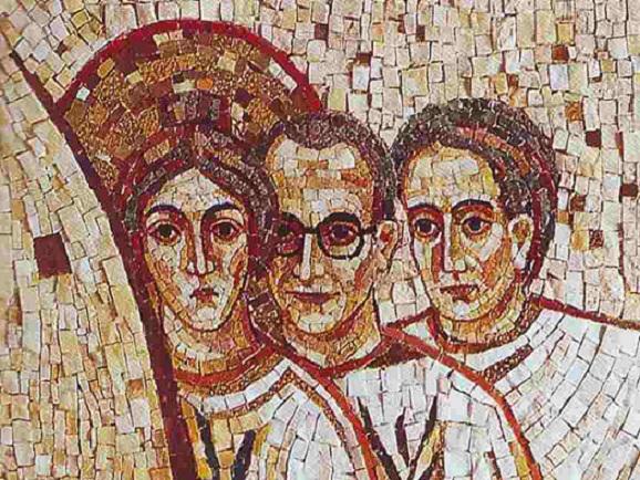 memorial fresques vatican