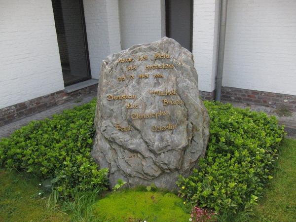 memorial klaarland