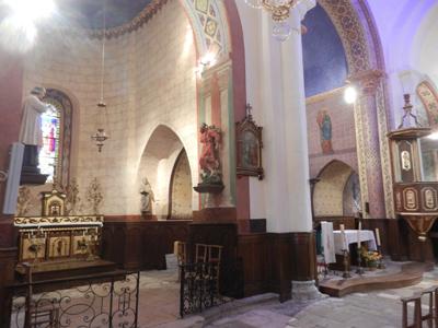 presentation st michel transept