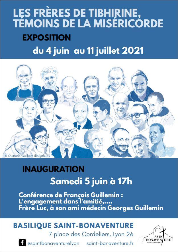 Expo basilique st Bonaventure 5 juin 2021