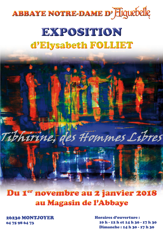 evenement elysabeth folliet aiguebelle