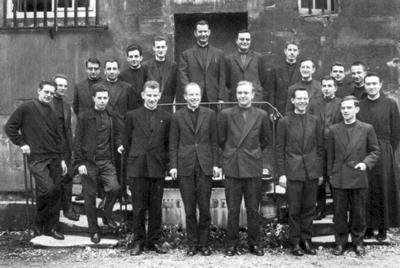 biographie christian seminaire des carmes 1964