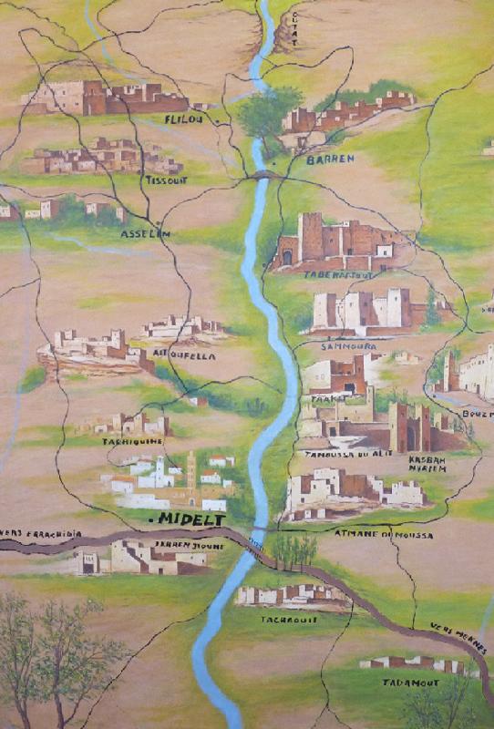 nd atlas aujourdui carte maroc