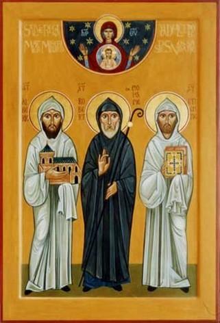 nd atlas saints fondateurs citeaux