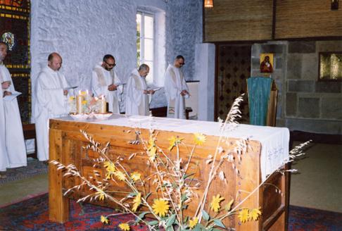 No quise ser un sacerdote